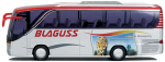 "Exklusiv Car Bus ""Mini"" - Blaguss"